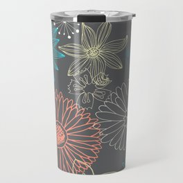 Grey Dreams Travel Mug