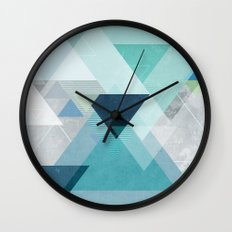 Graphic 114 Wall Clock