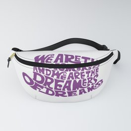 Willy Wonka Hat Fanny Pack