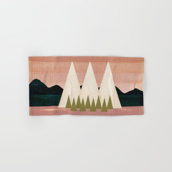 Climb Every Mountain Hand & Bath Towel
