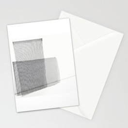 From the series screen reference... Stationery Cards