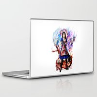 returns Laptop & iPad Skins featuring Alice madness returns by ururuty