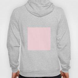 Millennial Pink Solid Blush Rose Quartz Hoody
