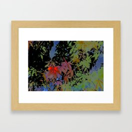 Abstract 101 Framed Art Print