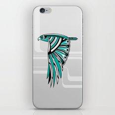 Hawk Deco II iPhone Skin