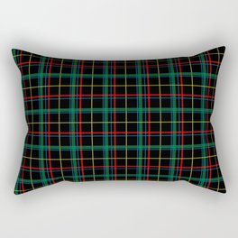 Plaid Tartan Rectangular Pillow