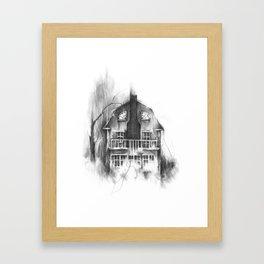 The Lutz Home Framed Art Print