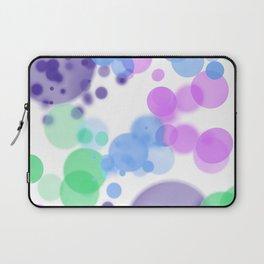 Bubbles, Bubbles Laptop Sleeve