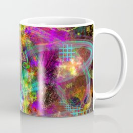 Aliens Fried My Mind Coffee Mug