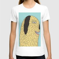the dude T-shirts featuring Dude by MALKERM