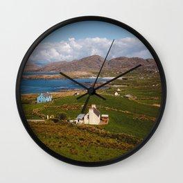 Allihies Beara Peninsula Wall Clock