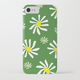 Daisy Doo Green iPhone Case