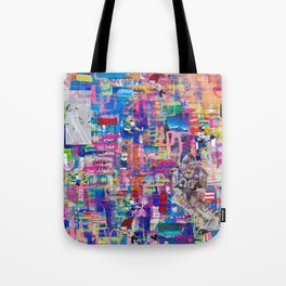 Commitment Foundation Tote Bag