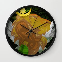 """Pablo Da Kid"" 1st Album Release Cover Art 2.0 Wall Clock"