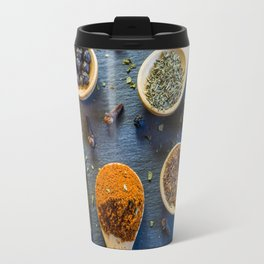 Herb and Spices. Travel Mug