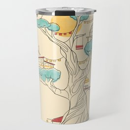 Treehouse Travel Mug