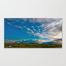 Clouds VII Canvas Print