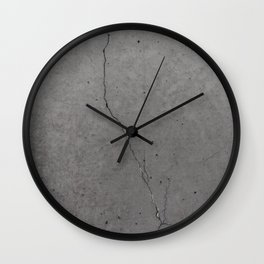 Cement / Concrete / Stone texture (2/3) Wall Clock