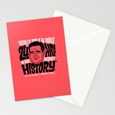 The Darkest Hours in our Nation Stationery Cards