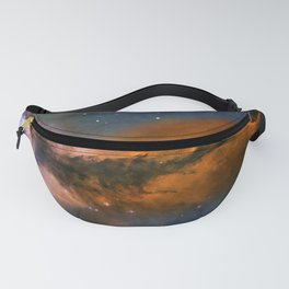 Stellar Spire in the Eagle Nebula Fanny Pack