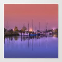 marina and the diamonds Canvas Prints featuring Marina by Laake-Photos