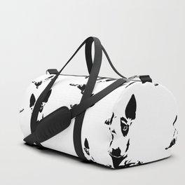 ENGLISH BULL TERRIER DOG GIFTS Duffle Bag