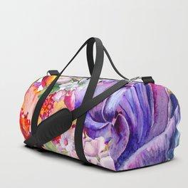 Queen of flowers Duffle Bag