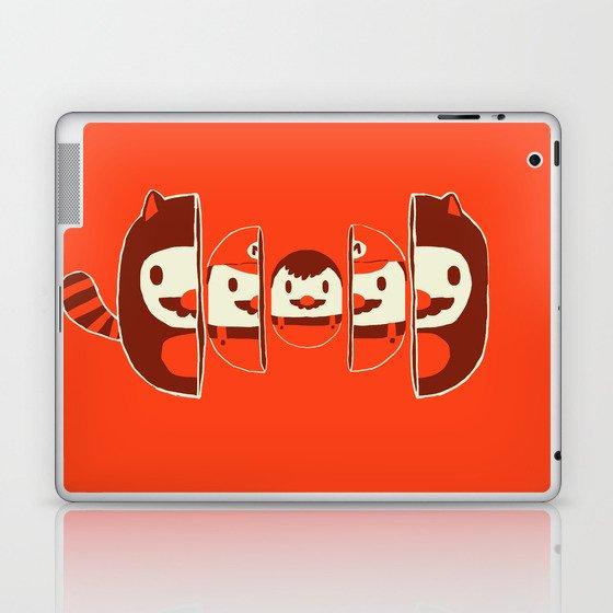 Mario-shka Laptop & iPad Skin