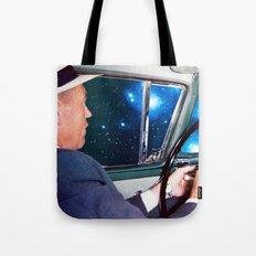 night driving Tote Bag