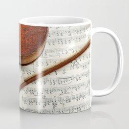 Old violin Coffee Mug