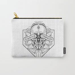 Courage Is What You Need Carry-All Pouch