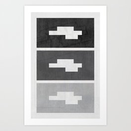 Echo Base Art Print