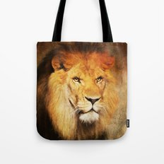 The King's Portrait Tote Bag