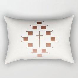 Southwestern Sunset Rectangular Pillow
