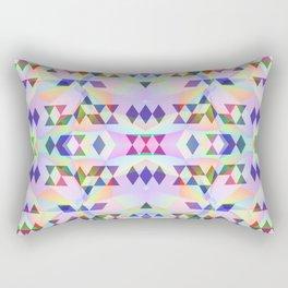 Lilac tribomb Rectangular Pillow