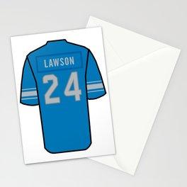 Nevin Lawson Jersey Stationery Cards
