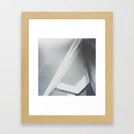 Alpha Delta Framed Art Print