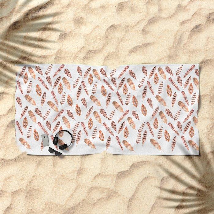 Plumas Beach Towel