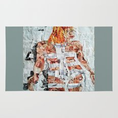 LEELOO THE FIFTH ELEMENT Rug