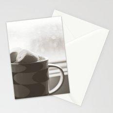 sunday hot chocolate.  Stationery Cards