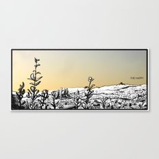 Locals Only - Los Feliz Canvas Print