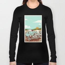 OLD TRUCK Long Sleeve T-shirt