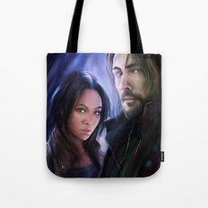 Sleepy Hollow (TV) Tote Bag