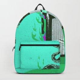 SNAKE AMPLIFIER Backpack