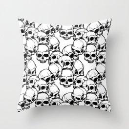 Skool Throw Pillow