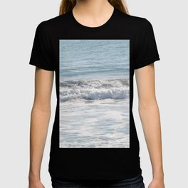 TEXTURES -- Surf   at San Clemente T-shirt