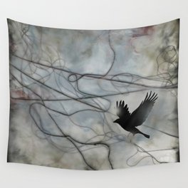 The Prison Rarely Has Bars Wall Tapestry