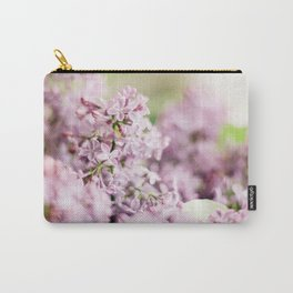 Lilac blossom Carry-All Pouch