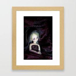 Bambi Crony BJD 2 Framed Art Print