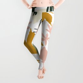 Abstract still life I Leggings